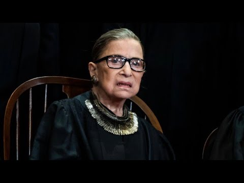 How Ruth Bader Ginsburg's death impacts the election., From YouTubeVideos