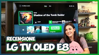 Recensione LG OLED E8: è bello da paura! 😍