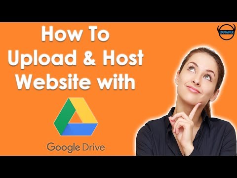 How to Host your Website | Google Drive | Free !!