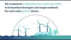 So setzt RWE weltweit auf Erneuerbare Energien