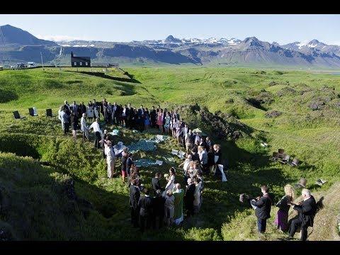 Iceland 2013 - The wedding of Matt and Kara