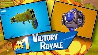FOUR ET GRENADE AD ONDA OF URTO (FORTNITE PATCH 5.30)