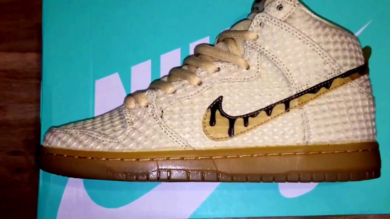 new style 08023 2d6c9 Nike SB Dunk High Chicken Waffles  Nike Sb dunk ...