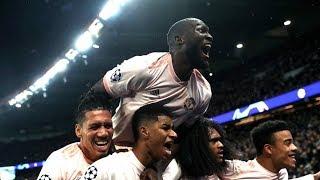 Paris Saint Germain 1 - 3 Manchester United