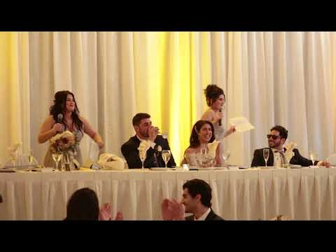 Best Maid of Honor Speech You'll Ever Watch