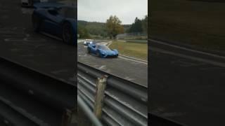 """""""فيديو"""" شاهد اختبار السيارة الكهربائية الخارقة NextEV على حلبة نوربورغرينغ"""