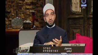 بالفيديو.. تعرف على دعاء حرص عليه النبي بعد التشهد الأخير