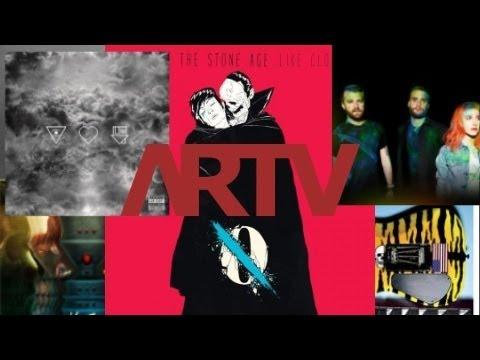Top 15 Albums of 2013 (ARTV)