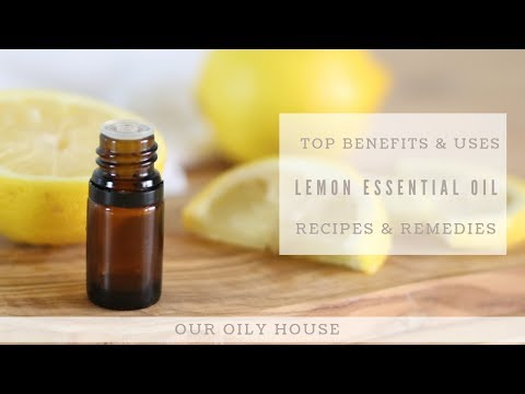 Top Benefits and Uses for Lemon Essential Oil | Lemon Essential Oil Highlight