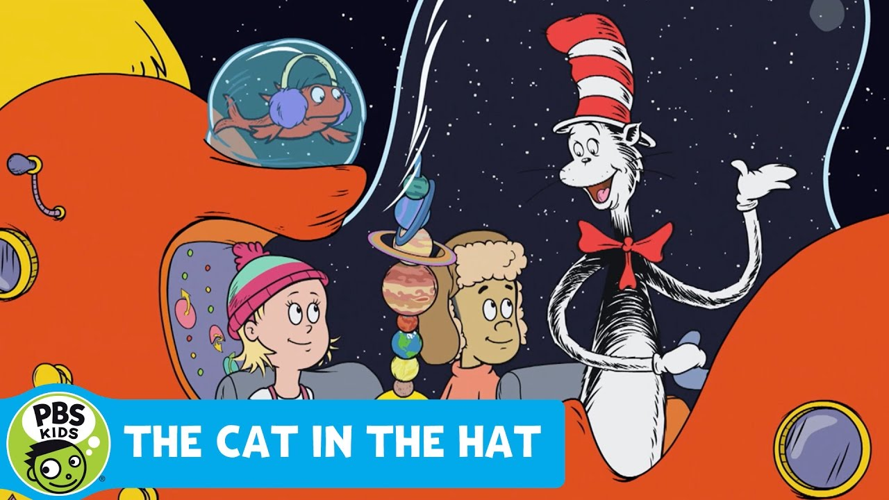 Pbs Kids Watch Cat In The Hat