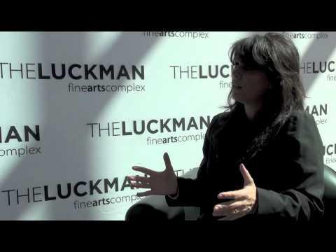 Yasmin Levy interview - Luckman Fine Arts Complex