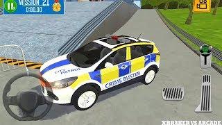 Multi Floor Garage Driver | Car Driving Simulator 2018: Police Car Unlocked - Android GamePlay FHD