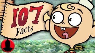 107 Marvelous Misadventures of Flapjack Facts!  (107 Facts S6 E9) | Channel Frederator