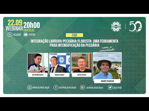Integração lavoura-pecuária-floresta: uma ferramenta para intensificação da pecuária