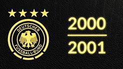 DFB-Länderspielsaisons