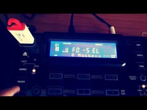 Numark NDX 500    #1 Speed Test USB/CD