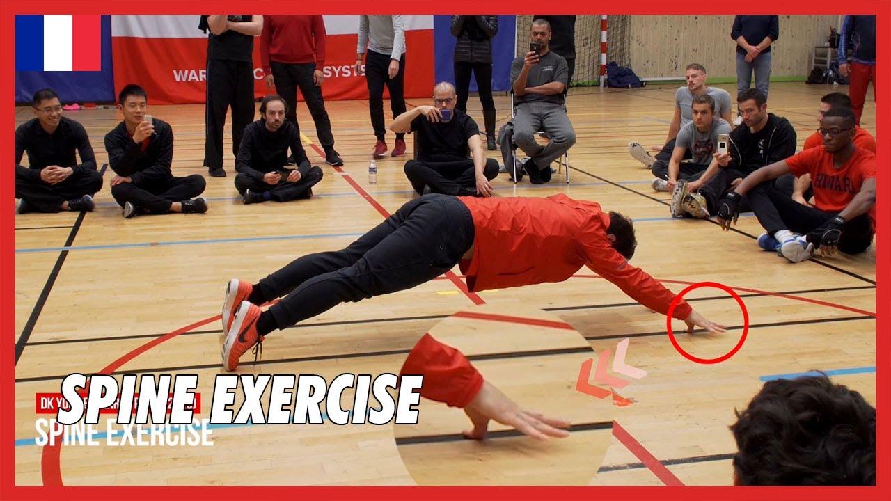 Download Spine exercise- DK Yoo