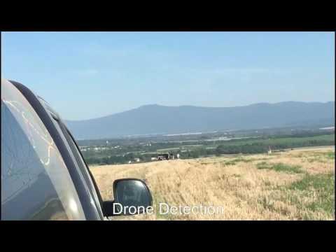 Drone Detection and Jamming - Digital RF Ltd