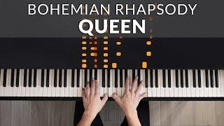 Download lagu Queen - Bohemian Rhapsody | Tutorial of my Piano Cover + Sheet Music