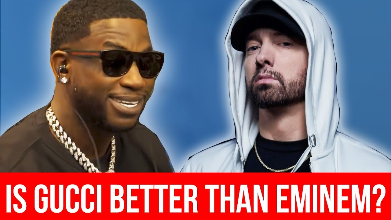 is Gucci Mane better than Eminem  - YouTube 5dfb5952455