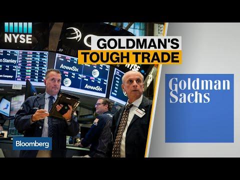 Goldman Sachs' Tough Trade Mp3
