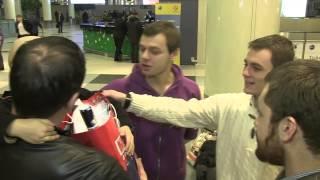 """Актеры сериала """"Молодежка"""" сняли видео в поддержку юного альметьевского хоккеиста Амира Абсалямова"""