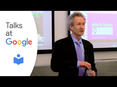 """John Mayer: """"Personal Intelligence: The Power of Personality and..."""" 