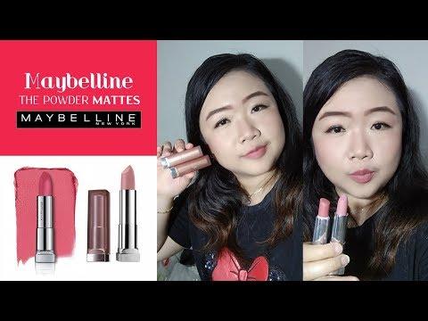 review-maybelline-powder-lipstik-matte-warna-nude