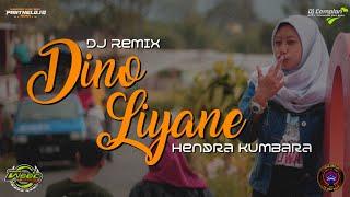 DJ Dino Liyane - Hendra Kumbara || Remix Slow Bass Glerr || Wonosobo Slow Bass Club || DJ Cemplon