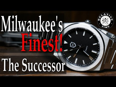 Milwaukee's Finest!  Nine Four Watches Successor Review