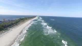 UAV Flight over Hel Peninsula, Poland by Fly & Fun Studio (part 2)