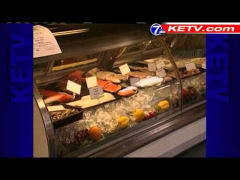 Food Inspectors Drop By Omaha Seafood Joint