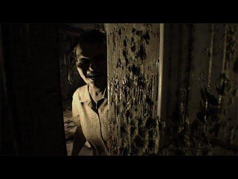 Resident Evil 7 Biohazard Gameplay VR Pelicula latino PARTE 3