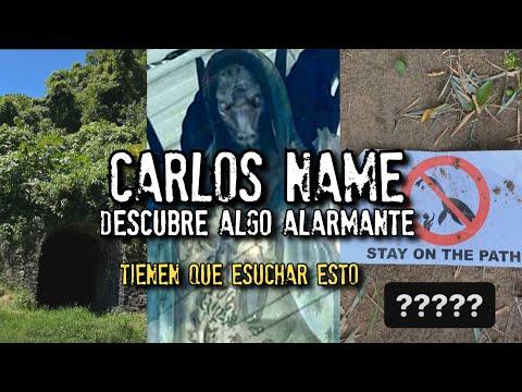 Carlos Name ha descubierto esto y tienes que verlo
