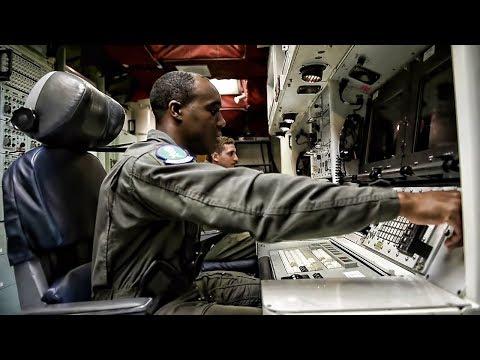 Inside A U.S. Nuclear Missile Silo & Launch Control Room