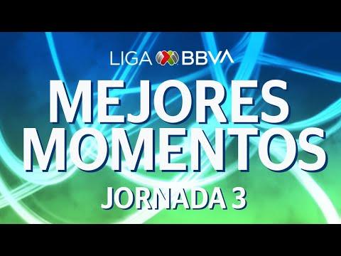 Mejores Momentos | Jornada 3 - CL 2020 | Liga BBVA MX
