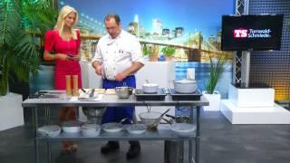 Tornwald-Schmiede 8-teiliges Alu-Kochgeschirr mit Premium-Beschichtung