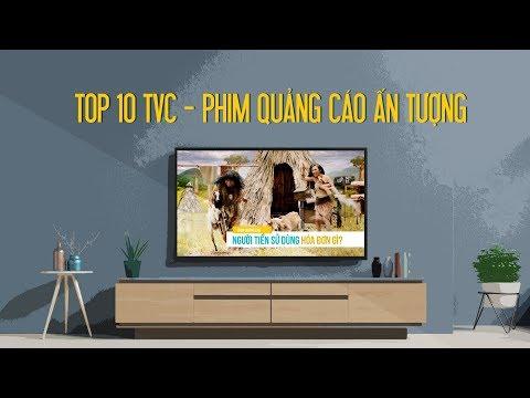 TOP 10 TVC - Phim quảng cáo sáng tạo, ấn tượng do ColorMedia sản xuất