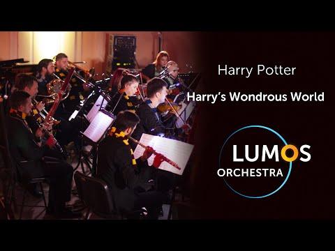 Harry's Wondrous World From Harry Potter – LUMOS Orchestra
