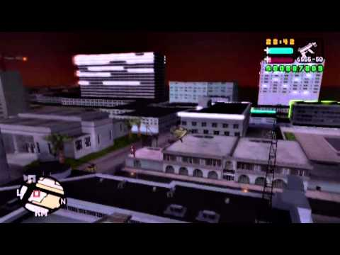 Let's Play GTA Vice City Stories PT 116: Rampages (21 - 24)