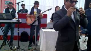 varun vedas performing with anand raj anand