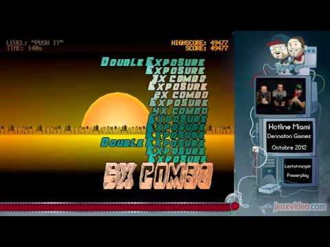 Speed Game - Hotline Miami - Powerplay du jeu