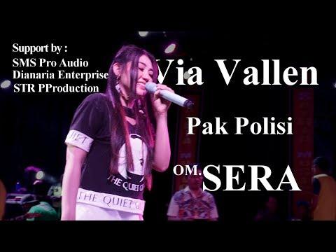 Via vallen - Pak polisi - OM.SERA Live Semarang Fair 2018 | HD video