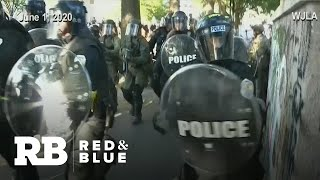 How police are responding to calls for reform