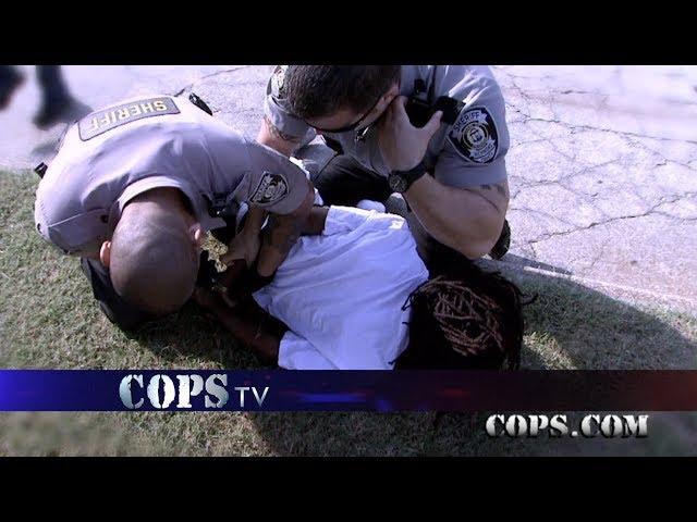 Going Nowhere, Deputy Swint, COPS TV SHOW