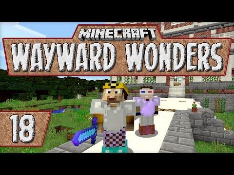 Minecraft Wayward Wonders CTM - 18 - Alien Technology