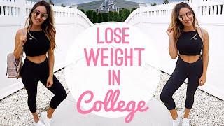 COLLEGE TIPS: Get healthy & Fit in School
