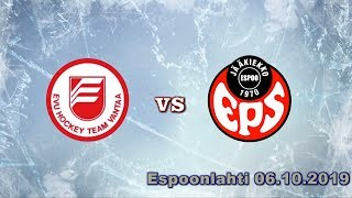 EVU07 Punainen vs EPS/R