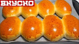 Воздушные ПИРОЖКИ с картошкой в духовке Рецепт вас приятно