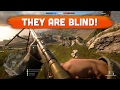 THEY ARE BLIND! - Battlefield 1 | Road to Max Rank #61 (Multiplayer Gameplay)